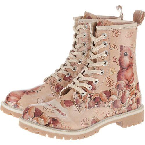 Dogo Shoes »Dogo Boots - It Wasn't Me Schnürstiefel« Schnürstiefelette