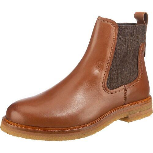 Marc O' Polo »Chelsea Bootie Chelsea Boots« Chelseaboots, cognac