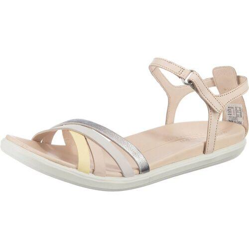 Ecco »Simpil Sandal Komfort-Sandalen« Sandale, beige