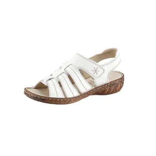 Airsoft Sandale, weiß