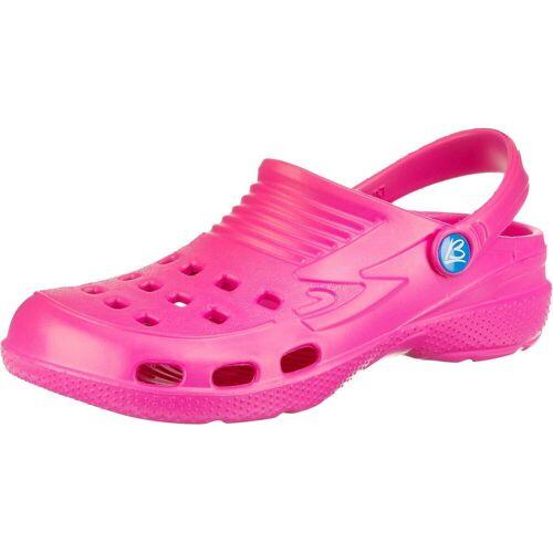 Beck »Damen CLOGS« Clog, pink