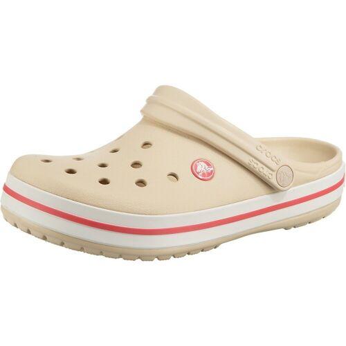 Crocs »Crocband Clogs« Clog, beige