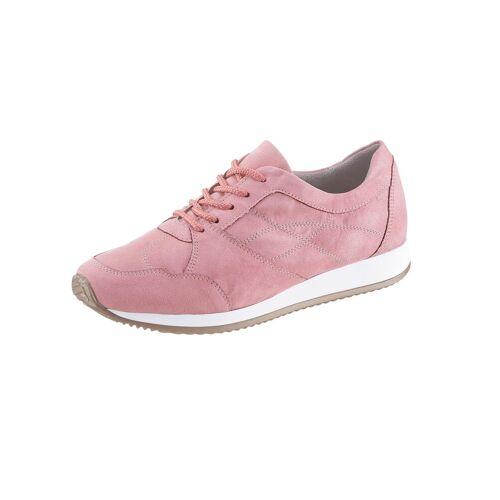 Airsoft Schnürschuh, rosa