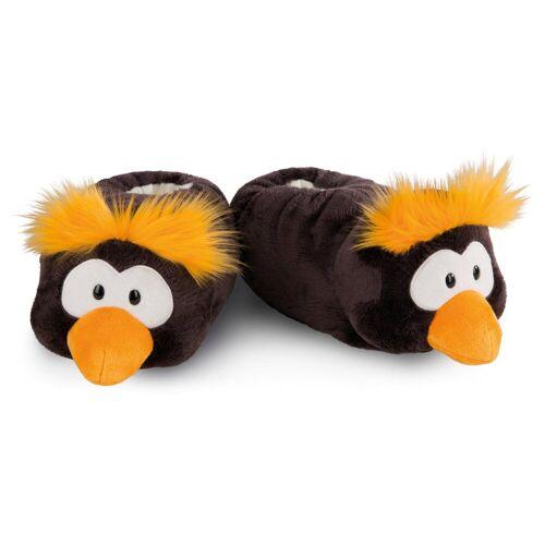 Nici »Pinguin Frizzy« Plüsch Hausschuhe