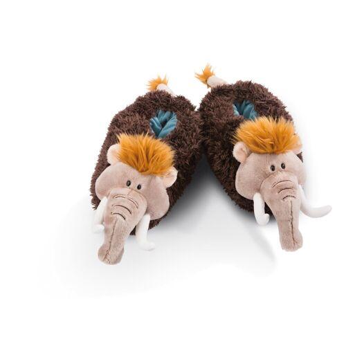 Nici »Mammut« Plüsch Hausschuhe