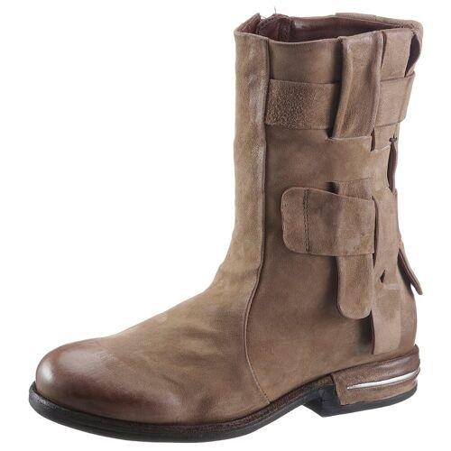 A.S.98 »TEAL« Stiefel mit modischen Durchzügen