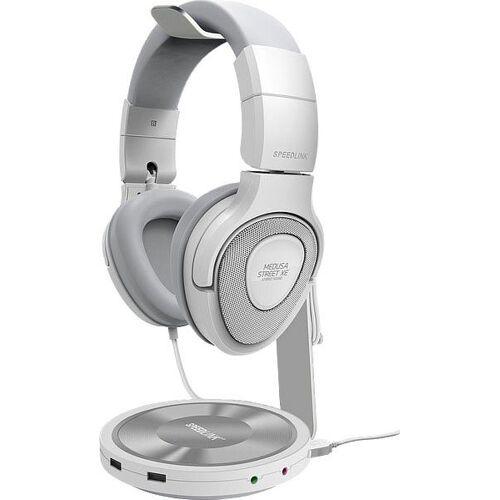 Speedlink »ESTRADO Multifunktionaler Headset Ständer mit USB Hub Soundkarten Kombination« Headset-Halterung
