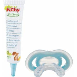 Nuby Beißring