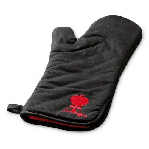 Weber Hitzeschutzhandschuhe »Handschuh - Grillhandschuh - schwarz«