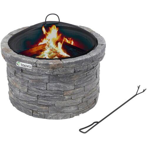 Tepro Feuerstelle »Gladstone«, ØxH: 67,5x49,5 cm