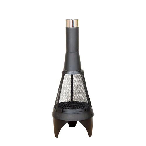 Buschbeck Feuerstelle »Colorado Mesh 125«, ØxH: 45x125 cm