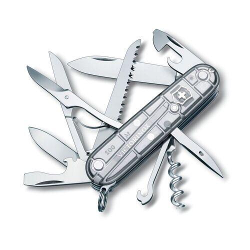 Victorinox Taschenmesser »Huntsman Jagdmesser mittleres 1.3713.T7 15 Funktionen«