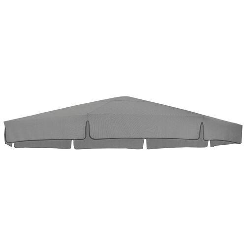 sungarden Ersatzschirmbespannung , Ø 350 cm, Ø 350 cm, rund, grau