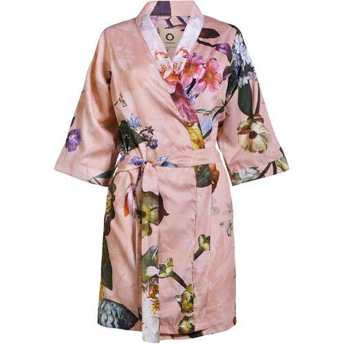 Essenza Kimono »Fleur«, , mit Blumenprint, rosa