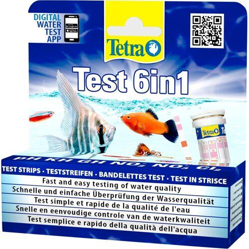 Tetra Wasserteststreifen »6-in-1«, 25-St.