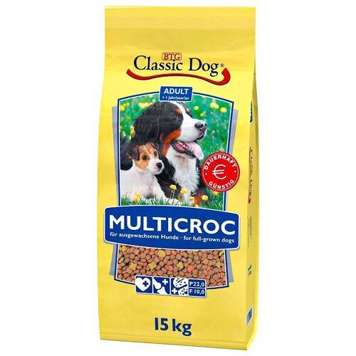 Classic Dog Trockenfutter »Multicroc«, 15 kg