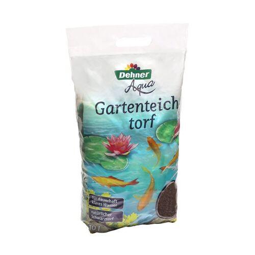 Dehner Aquarien-Substrat »Aqua Gartenteich-Torf, 10 l«