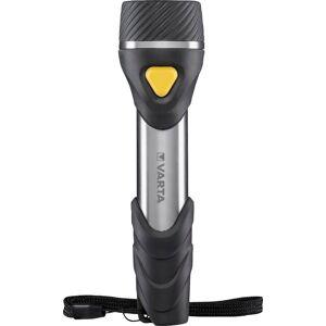 Varta Handleuchte »Day Light Multi LED F20 Taschenlampe mit 9 LEDs inkl. 2x AA LONGLIFE Power Batterie - ideal für Haushalt, Camping, Angeln, Garage, Notfälle, Stromausfälle, Outdoor«