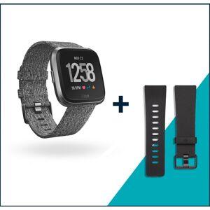 fitbit Versa Smartwatch (3,4 cm/1,34 Zoll)