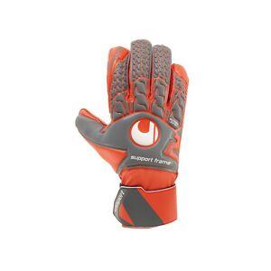 Uhlsport Torwarthandschuh »Tensiongreen Soft SF TW-Handschuh«, graurotweiss