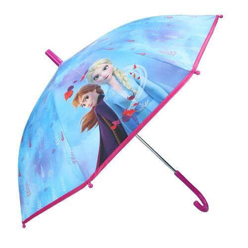 Disney Frozen Stockregenschirm »Kinder Regenschirm, ∅ 72 cm, blau«