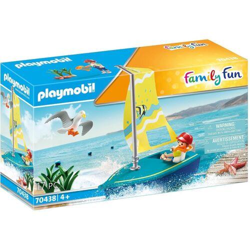 Playmobil Spielfigur »70438 Segeljolle«