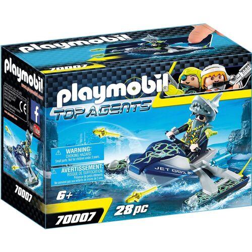 Playmobil Spielfigur »70007 Team S.H.A.R.K. Rocket Rafter«