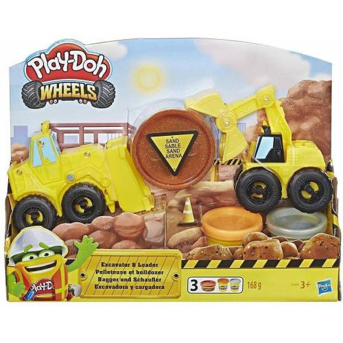 Hasbro Knete »Play-Doh Schaufelbagger Set«