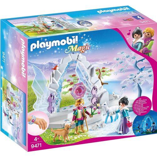 Playmobil Spielfigur »9471 Kristalltor zur Winterwelt«