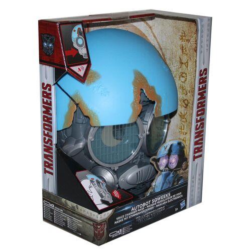 Hasbro Spiel, Maske, Transformers Voice Changer Maske Autobot Sqweeks Stimmenverzerrer Helm