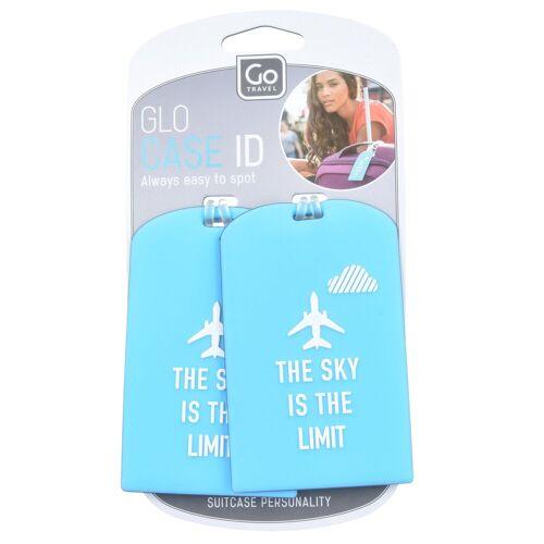 Go Travel Taschenanhänger »GepäckzubehörGepäckzubehör« PVC, blau