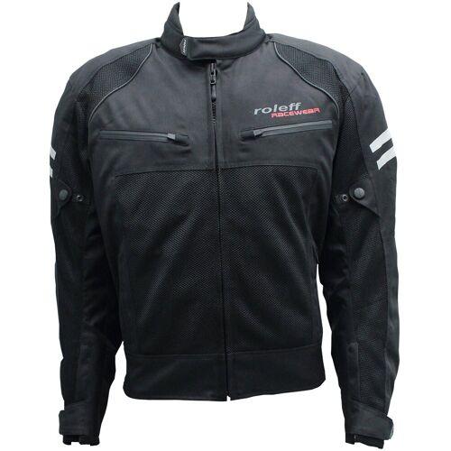 roleff Motorradjacke »RO 613 Mesh-Blouson« 4 Taschen