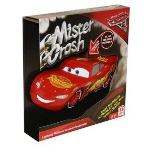 Mattel Spiel, Kartenspiel, Disney Cars Kartenspiel Mister Crash Lightning McQueen Kinderspiel Auto Spiele