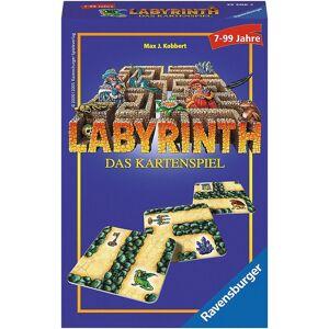 Ravensburger Spiel, »Labyrinth - Das Kartenspiel, Mitbringspiel«