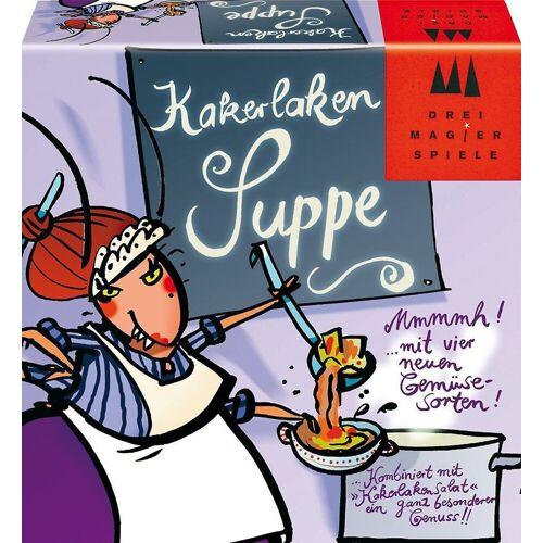 Drei Magier Spiele Spiel, »Kakerlaken Suppe«