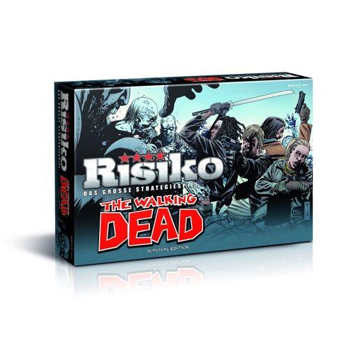 Winning Moves Spiel, Brettspiel »Risiko Walking Dead«