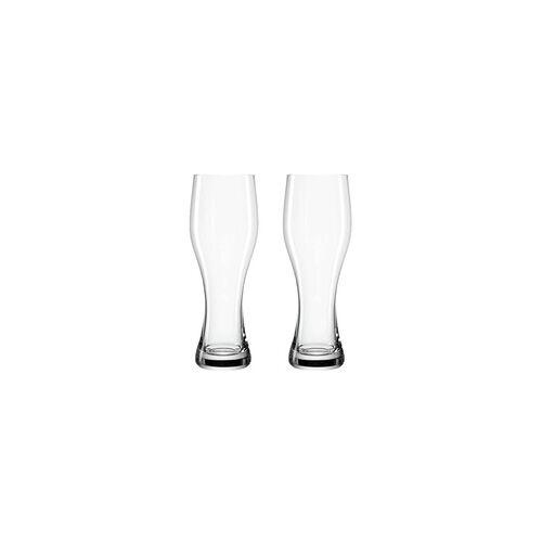 Leonardo 2er Weizenbierglas 0,5l TAVERNA