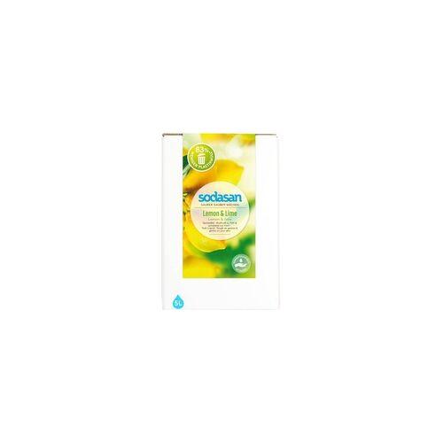 SODASAN Spülmittel Lemon 5 Liter