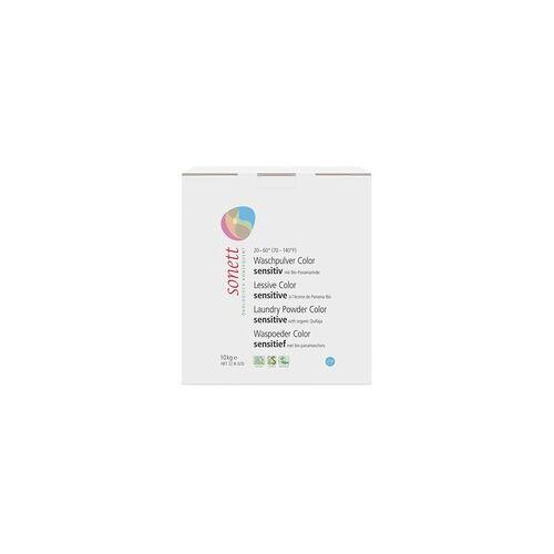 Sonett GmbH Sonett Waschpulver Color sensitiv 10 kg