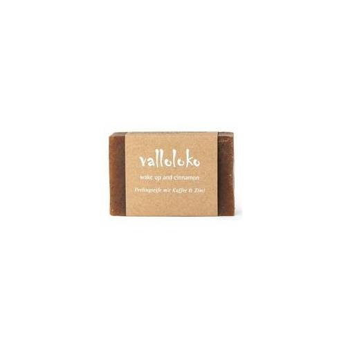 valloloko Seife Kaffee Zimt 100 g - Wake up and Cinnamon