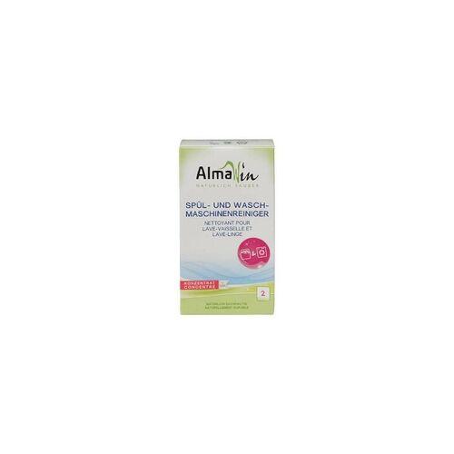AlmaWin Spül- und Waschmaschinenreiniger 200 g