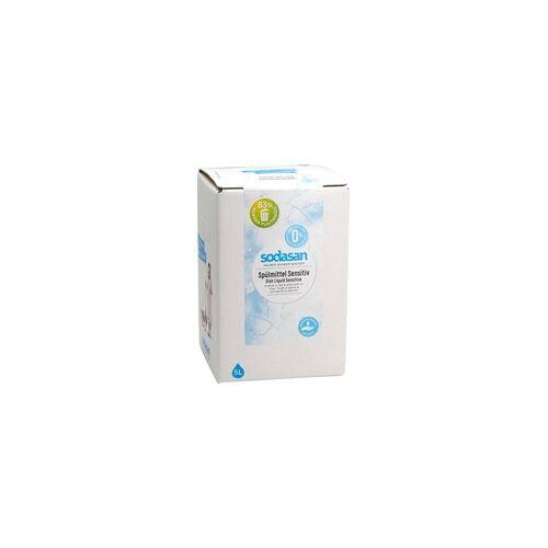 SODASAN Spülmittel Sensitiv 5 Liter
