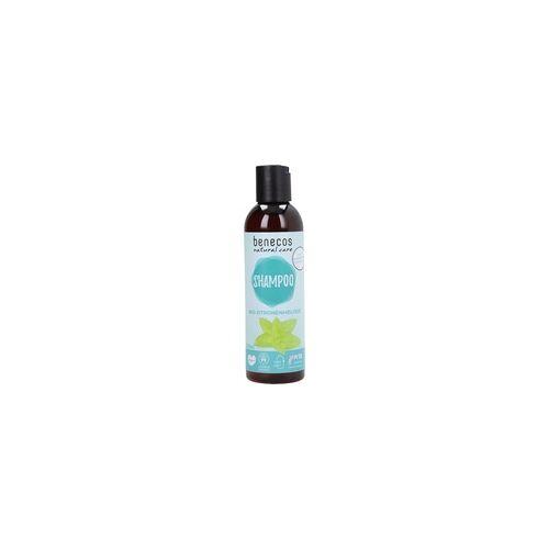 benecos Natural Shampoo Zitronenmelisse und Brennnessel 200 ml