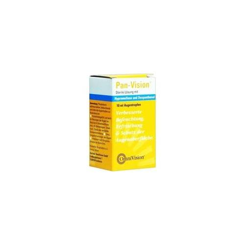 Omnivision PAN-VISION Augentropfen 10 ml