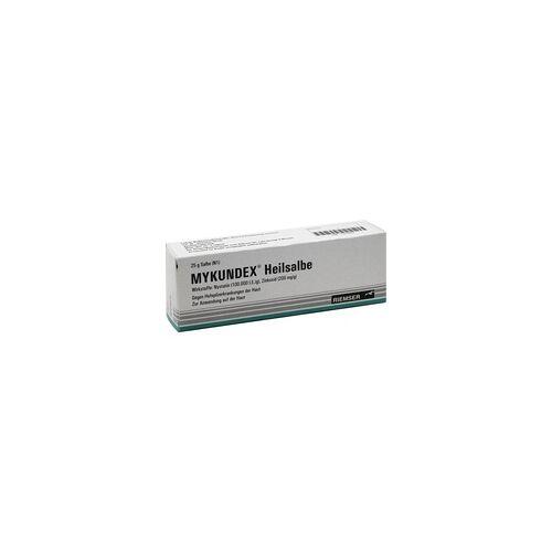 RIEMSER Pharma GmbH MYKUNDEX Heilsalbe 25 g