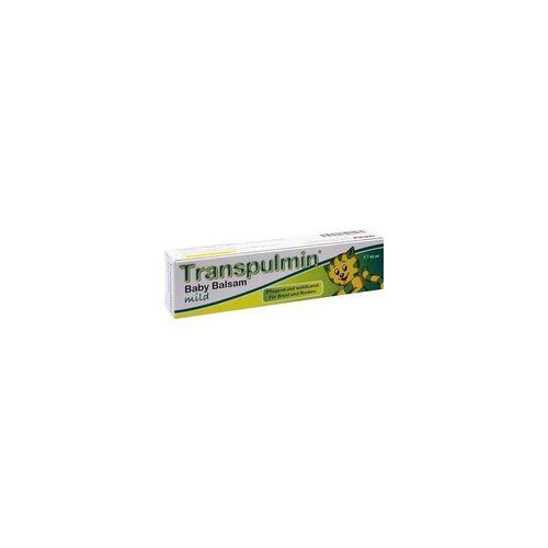 Meda Pharma GmbH & Co. KG TRANSPULMIN Baby Balsam mild 40 ml