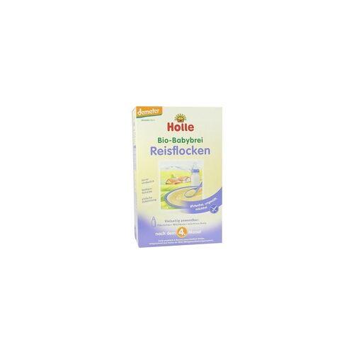 HOLLE Bio Babybrei Reisflocken 250 g