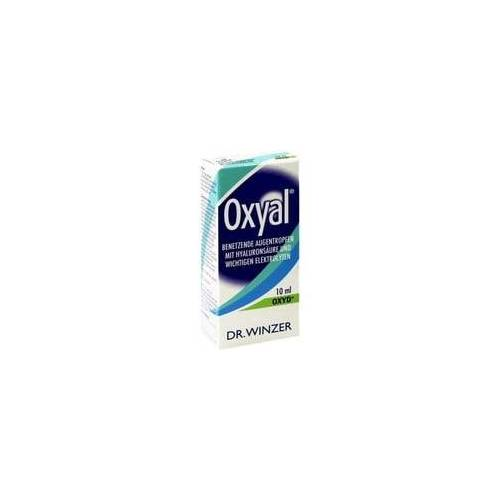 Dr. Winzer Pharma GmbH OXYAL Augentropfen 10 ml