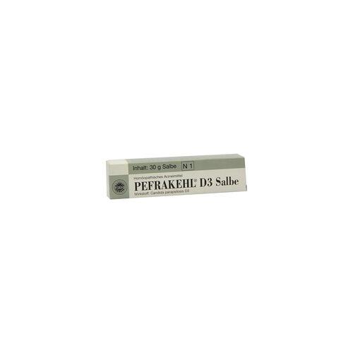 Sanum-Kehlbeck GmbH & Co. KG PEFRAKEHL Salbe D 3 30 g