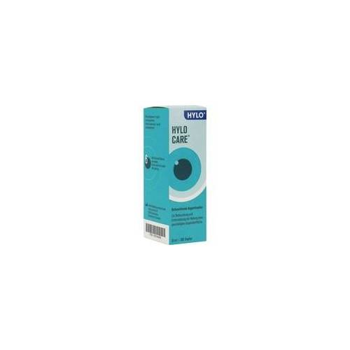 Ursapharm Arzneimittel GmbH HYLO-CARE Augentropfen 10 ml